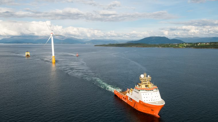 ORE Catapult Floating Offshore Wind