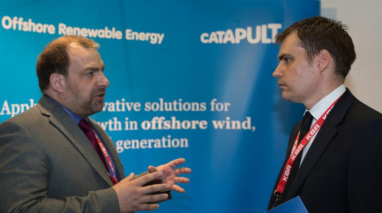 ORE Catapult CEO Andrew Jamieson at Renewable UK 2013