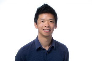 ORE Catapult Engineer Tony Fong