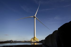 Levenmouth Demonstration Turbine | ORE Catapult | Offshore wind technology testing