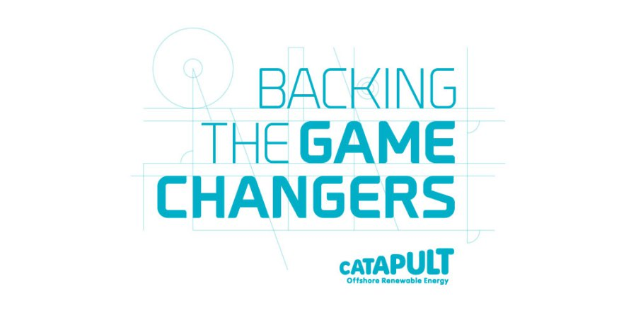 ORE Catapult Backing the Game Changers